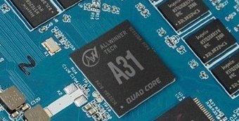 Чип Allwinner A31