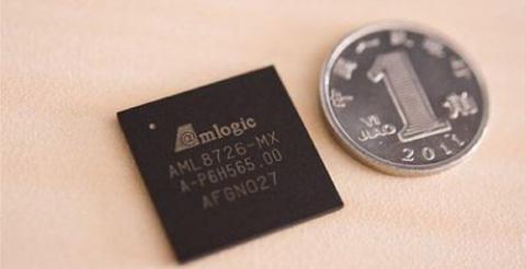Чип AMLogic AML8726-MX