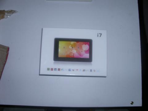 Haipad i7 box