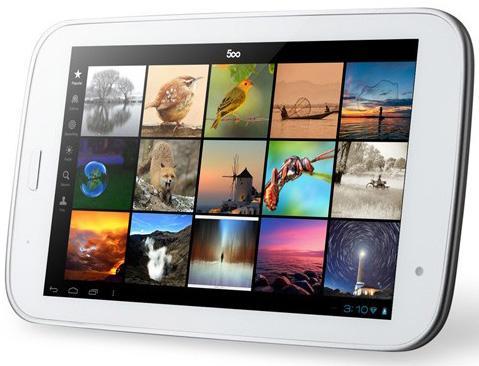 7-дюймовый планшет Hyundai T7 (s)