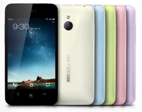 Телефон Meizu MX Quad Core