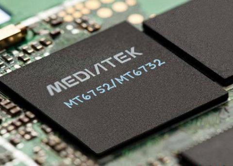 Шуточное изображение чипов MT6752 / MT6732