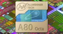 Чип SoC Allwinner A80